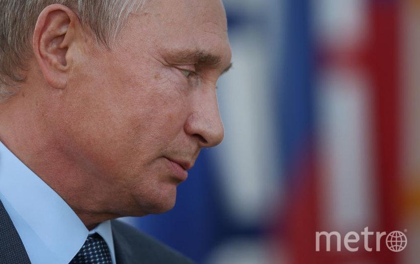 Вы затыкаете мне рот: Владимир Путин дал интервью американскому журналисту