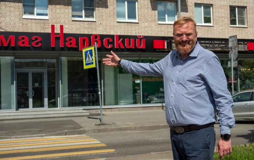"""Сейчас тут продают обычные вещи, но раньше это был единственный магазин, где можно было хоть что-то найти. Фото Святослав Акимов, """"Metro"""""""