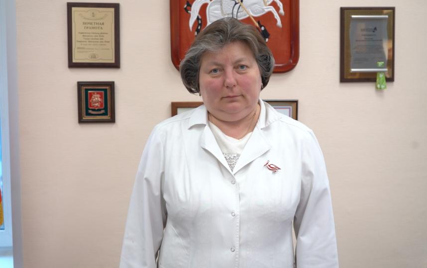 Ольга Майорова. Фото Анна Грибкова