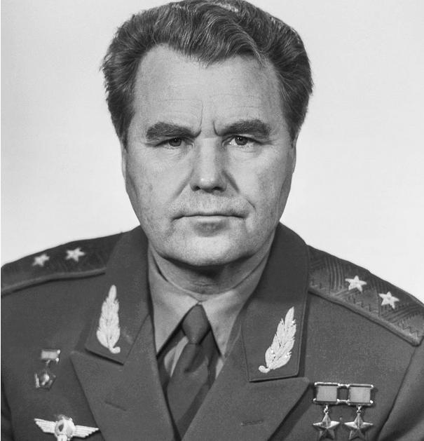 Умер советский космонавт Владимир Александрович Шаталов. Фото с сайта roscosmos.ru.