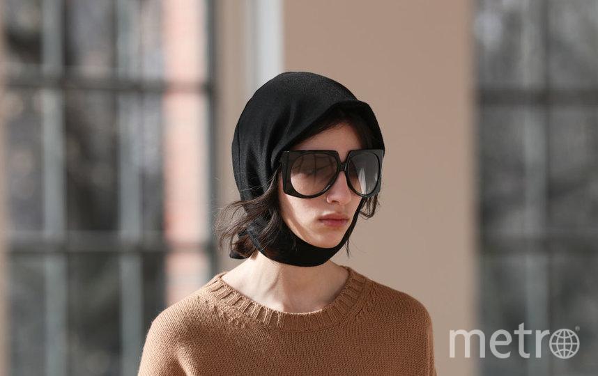 Модные дома не забывают об очках. Фото Getty