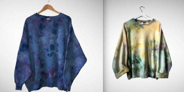 Из старых вещей дизайнеры создают стильные поло, лонгсливы и свитшоты.