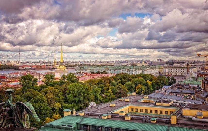 Сильный ветер ожидается в Петербурге. Фото pixabay.