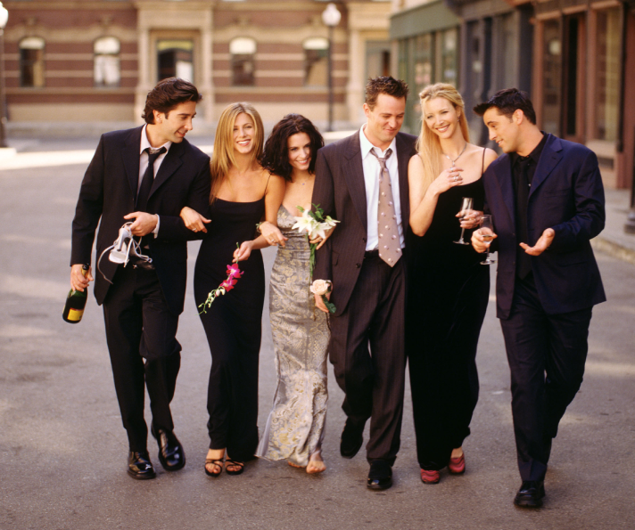 Последний эпизод ситкома вышел в 2004 году. Фото Getty