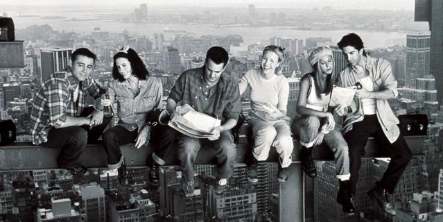 """Спецалиальный эпизод """"Друзья: Воссоединение"""" вышел 27 мая на HBO Max."""