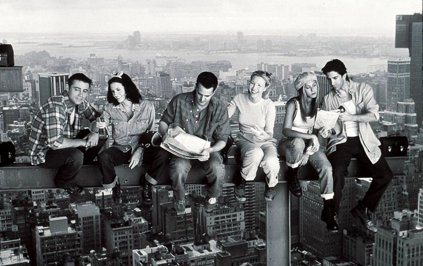 """Спецалиальный эпизод """"Друзья: Воссоединение"""" вышел 27 мая на HBO Max. Фото Getty"""