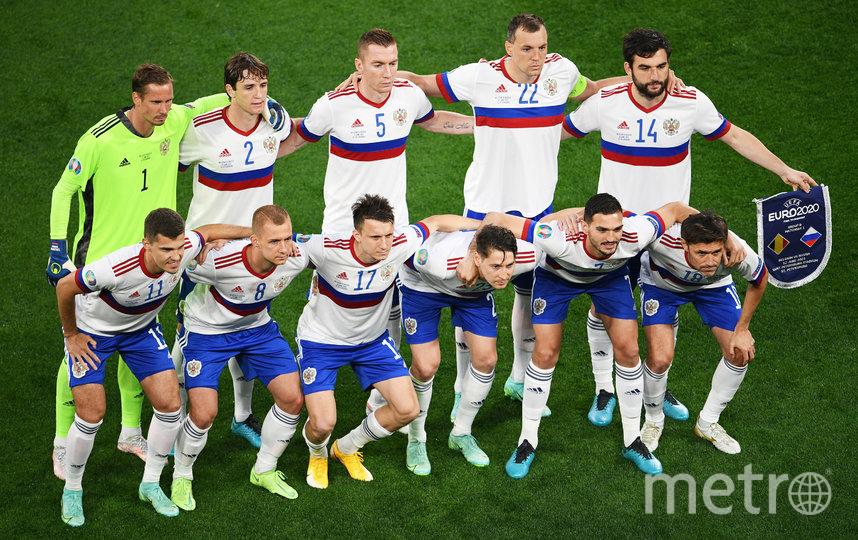 Сразу несколько игроков, начинавших матч с Бельгией, могут лишиться мест в основном составе. Фото Владимир Астапкович, РИА Новости