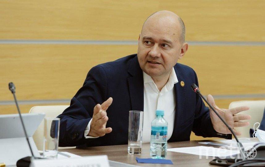 Олег Леонов. Фото пресс-служба ОНФ