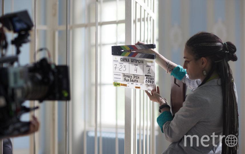 "Журналист Metro побывал на съемках сериала ""Самка Богомола"". Фото Видеосервис START, Предоставлено организаторами"