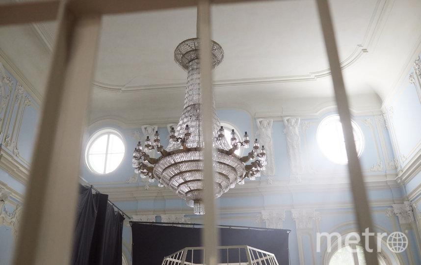 Съемки прошли в старинной усадьбе Знаменка под Петербургом. Фото Видеосервис START, Предоставлено организаторами