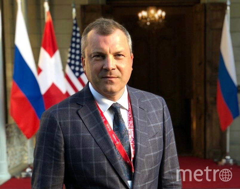 Евгений Попов. Фото Екатерина Тихонова