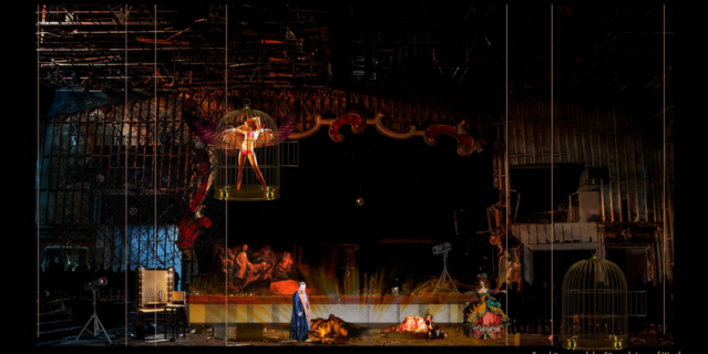 Теперь опера будет идти на сцене Мариинского-2.