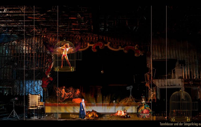 Теперь опера будет идти на сцене Мариинского-2. Фото Предоставлено организаторами