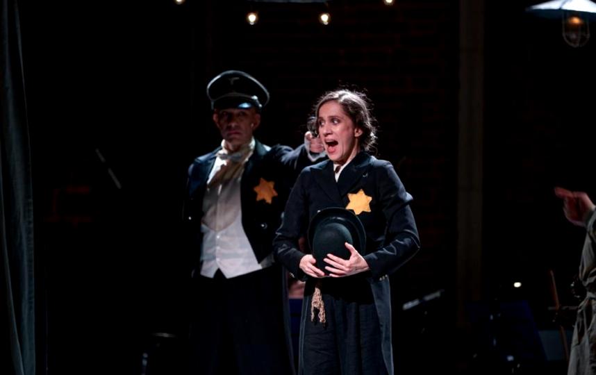 Это спектакль про Холокост, в котором страх изживается смехом и юмором. Фото Предоставлено организаторами