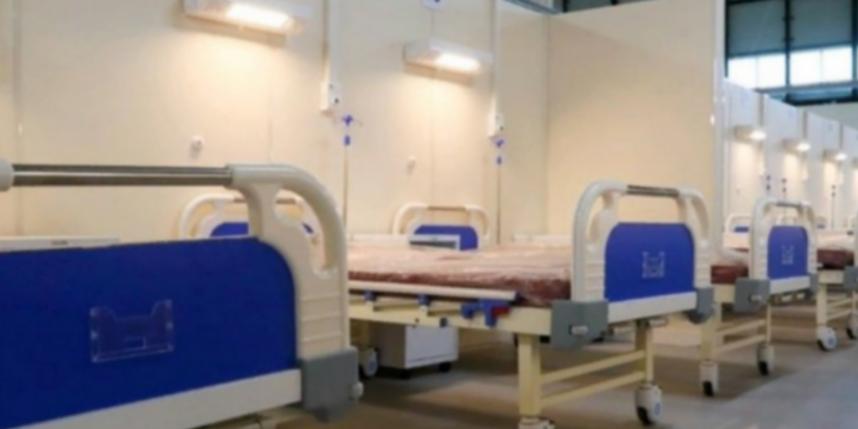Для ковид-пациентов в Ленэкспо осталось 500 свободных коек