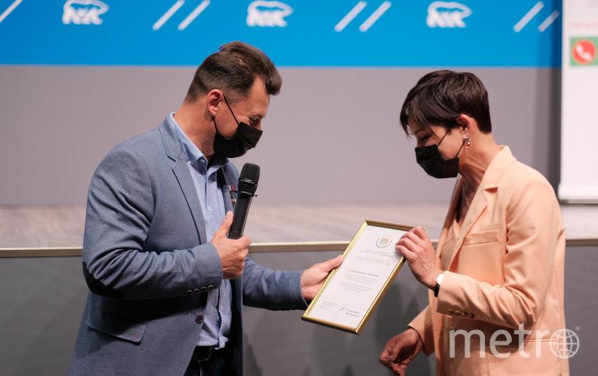 Романенко поблагодарил медиков. Фото Иван Степанов