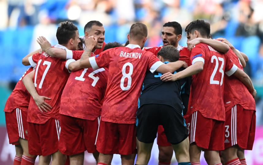Эксперты верят, что россияне могут выиграть у датчан за счёт сплочённости и характера. Фото AFP