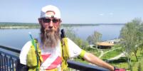 Уральский Форрест Гамп бежит 3000 км