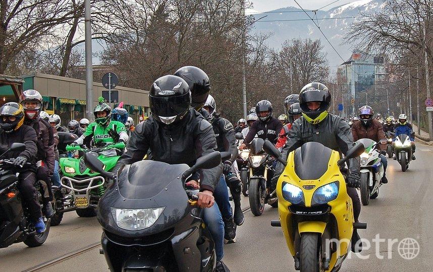 Всемирный день мотоциклиста отмечается каждый третий понедельник июня. Фото Pixabay