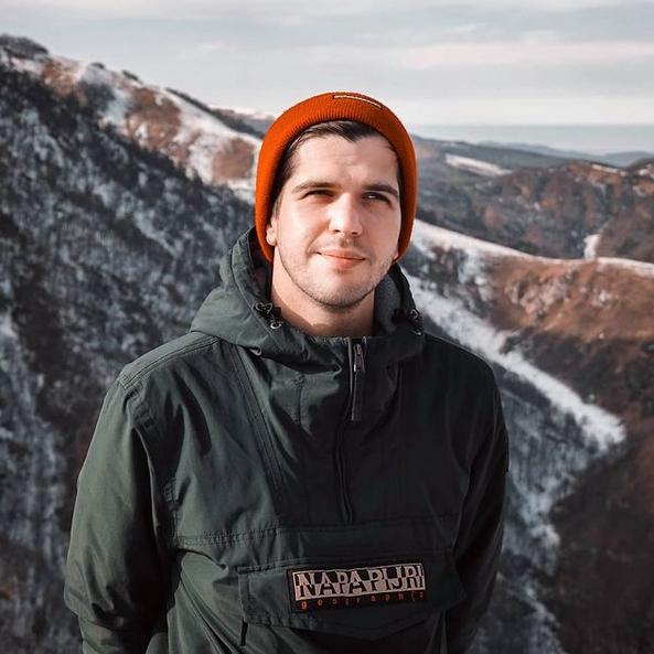 Руслан Усачев. Фото Скриншот Instagram @usachevruslan