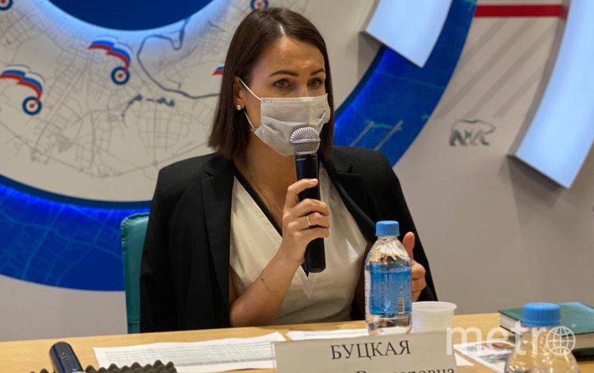 Татьяна Буцкая. Фото Анна Никитина