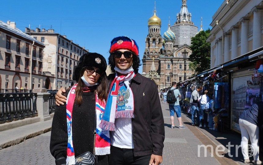 """Туристы из Америки. Фото Алена Бобрович, """"Metro"""""""
