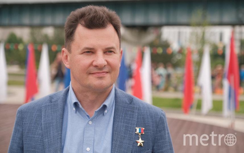 Роман Романенко. Фото Иван Степанов