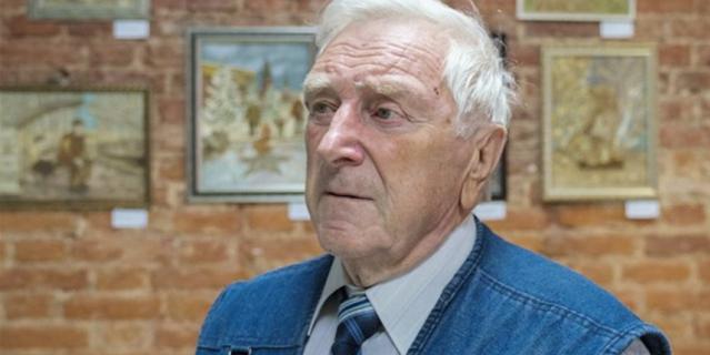 Георгий Энгельке.