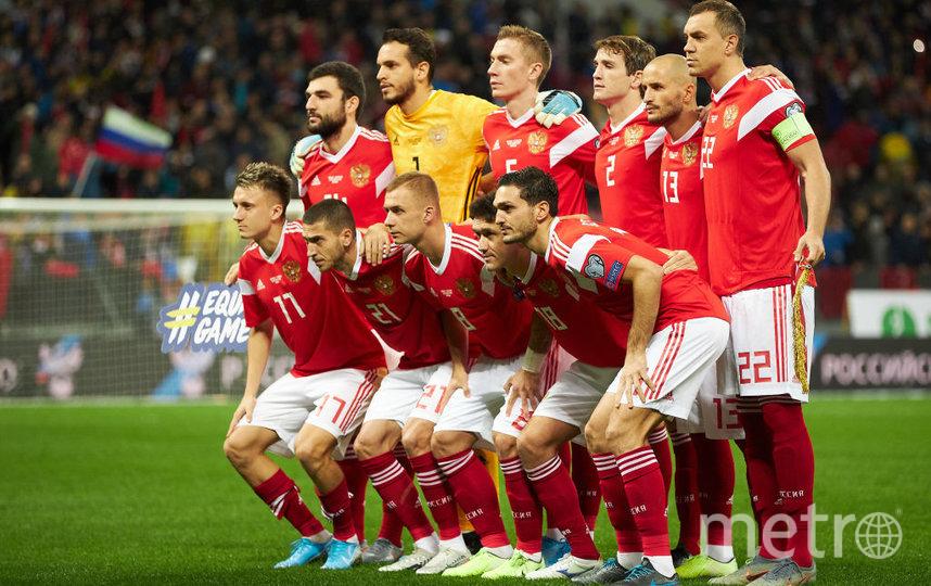 За участие в Евро-2020 сборная России получит 10,75 миллионов евро. Фото Getty
