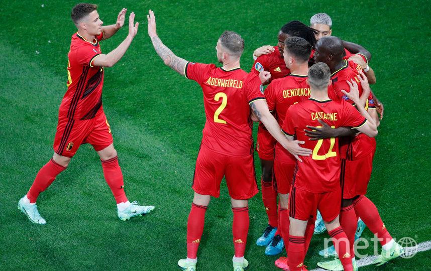 Призовые каждой сборной-участника составляют 9,25 миллионов евро. Фото Getty