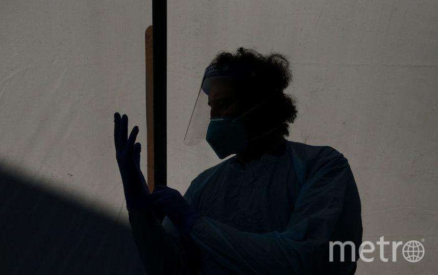 Как рассказывает Дэйв Смит, его состояние постоянно менялось: то становилось лучше, то - хуже. Фото Getty