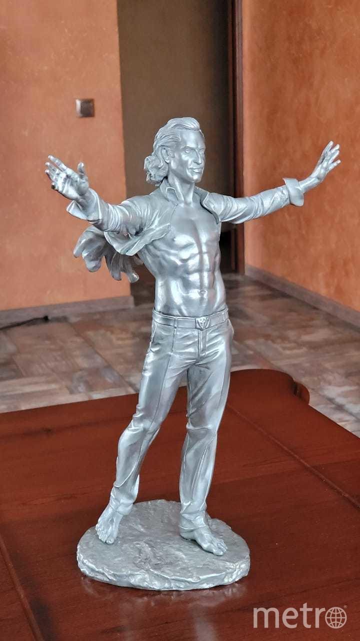 Скульптура Артура Пирожкова. Фото Предоставлено организаторами