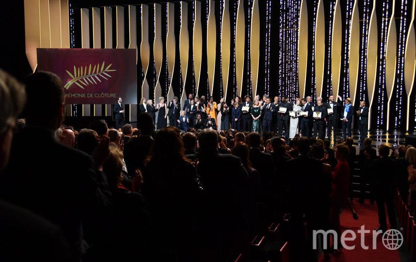 Каннский кинофестиваль, архивное фото. Фото Getty