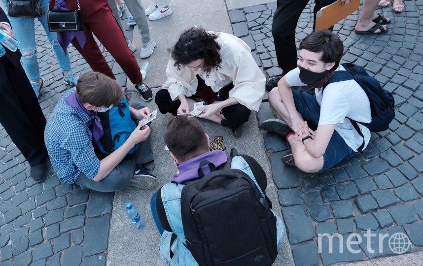 "Концерт на Дворцовой площади. Фото Алена Бобрович, ""Metro"""