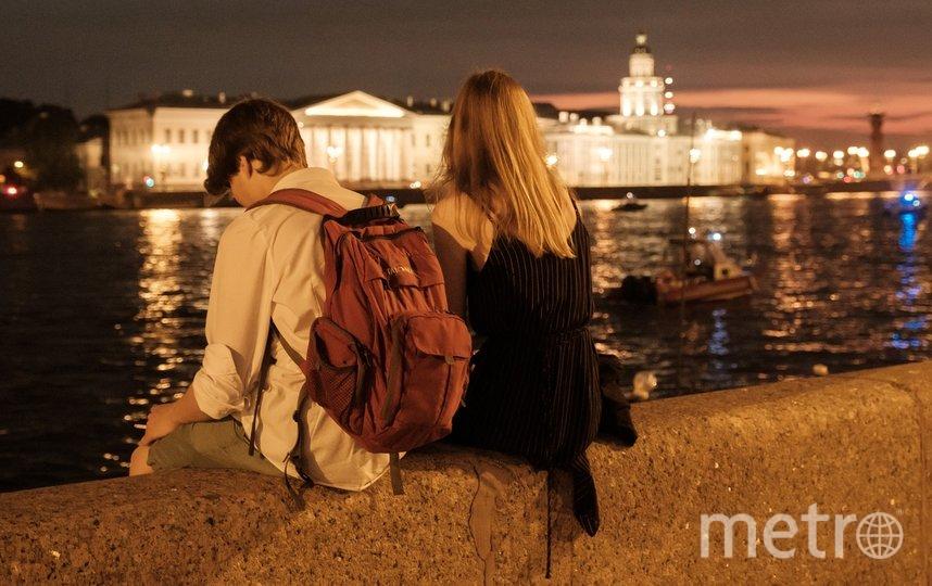 "Санкт-Петербург, 25 июня 2021. Фото Алена Бобрович, ""Metro"""