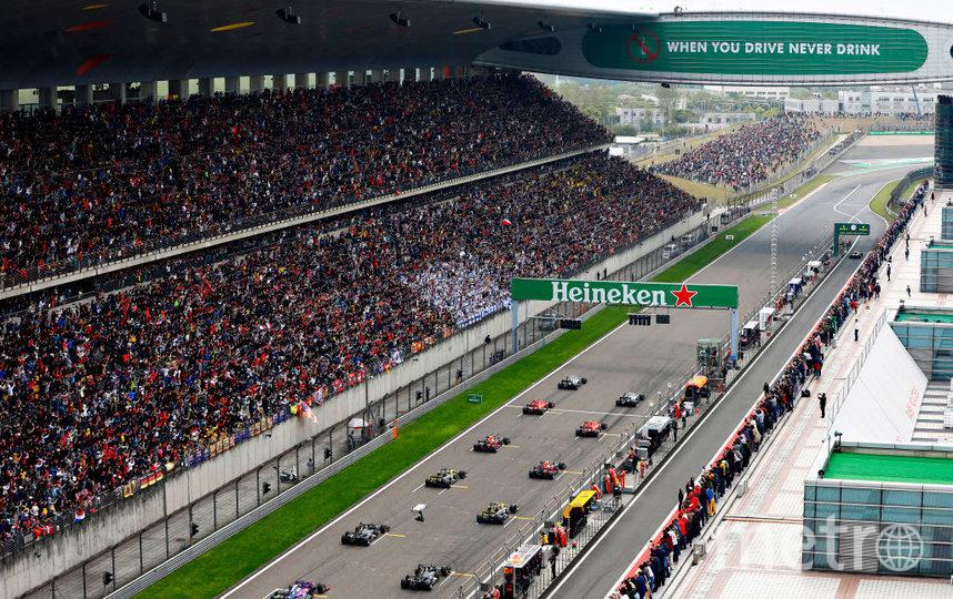 """Гран-при России """"Формулы-1"""" пройдет на автодроме """"Игора драйв"""". Фото Getty"""
