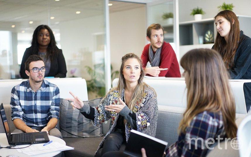 В Москве всё больше молодых предпринимателей. Фото pixabay.com