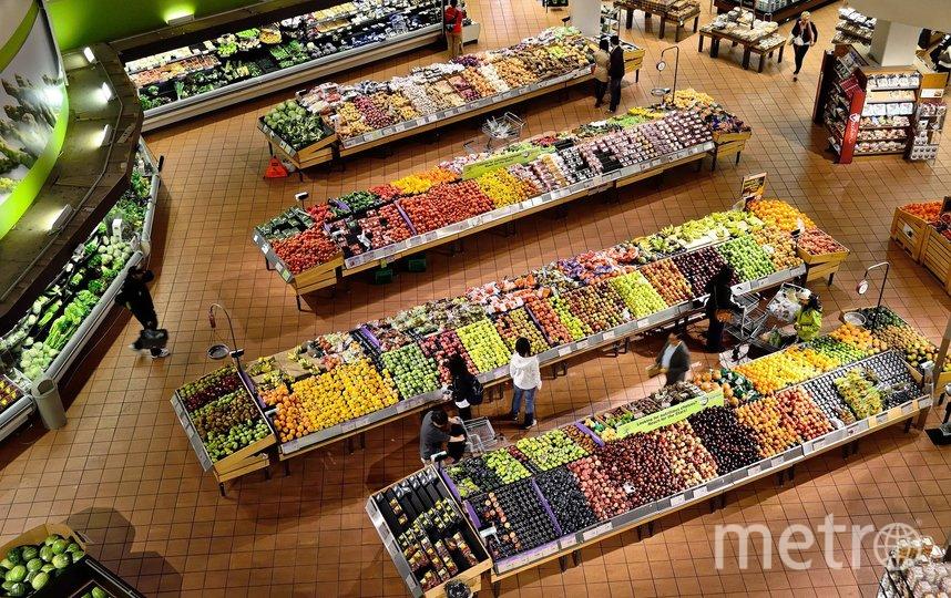 В сдаваемых в аренду помещения могут располагаться продовольственные магазины. Фото pixabay.com