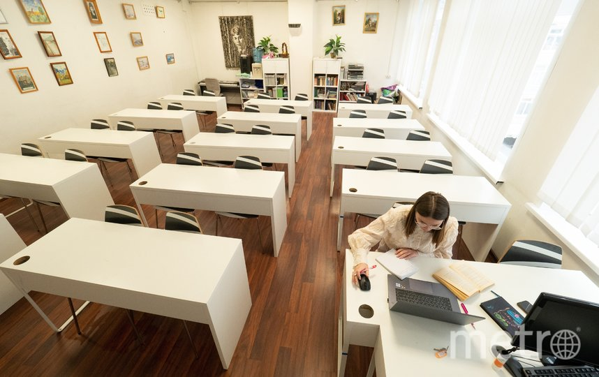 Медкарты в школах теперь не понадобятся. Фото Денис Гришкин, пресс-служба мэра и правительства Москвы
