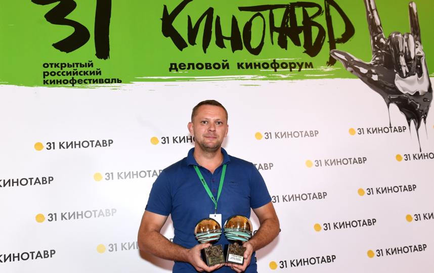 Дмитрий Давыдов. Фото Екатерина Чеснокова, РИА Новости