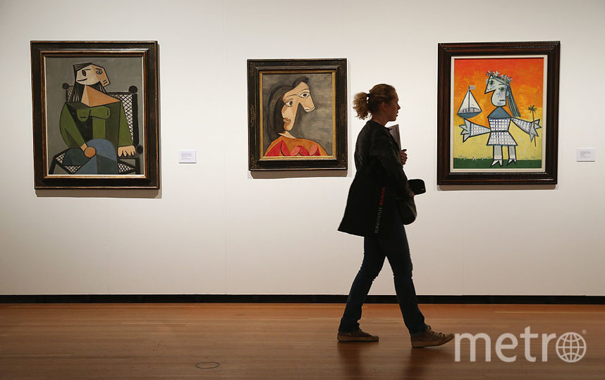 Работы Пабло Пикассо. Фото Getty