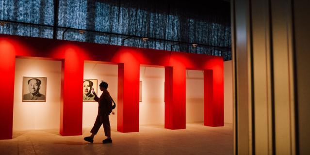 """Выставка в """"Севкабель Порту"""" продлится до 19 сентября."""