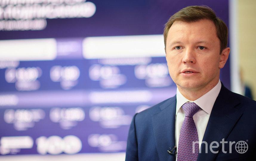 Владимир Ефимов. Фото предоставлено пресс-службой