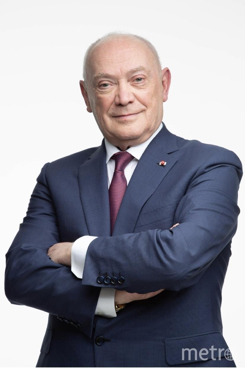 Академик РАН Александр Румянцев. Фото Ольга Макарова
