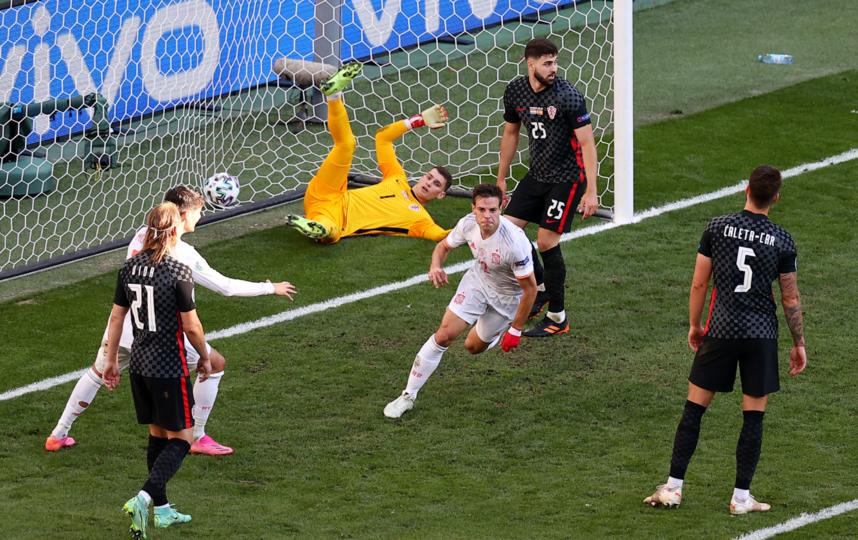 ЕВРО-2020 уже стал самым результативным в истории. Фото Getty