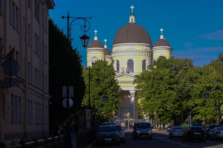 "Спасо-Преображенский собор. Фото Алена Бобрович, ""Metro"""