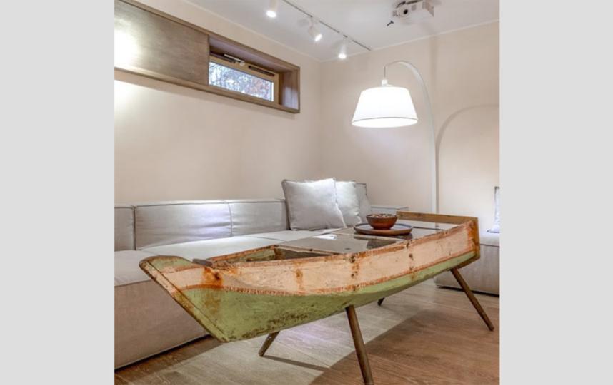 Вот так старые лодки, отжившие свой век, превращаются в мебель. Фото предоставлены героиней материала