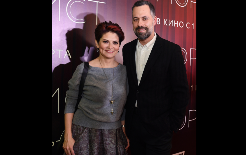 Лили и Михоил Идовы. Фото Екатерина Чеснокова, РИА Новости