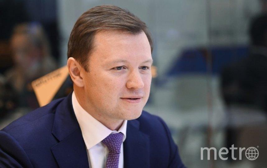 Владимир Ефимов. Фото РИА Новости