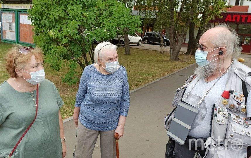 Анатолий Вассерман. Фото Алена Куренова